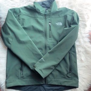 XL Green Men's The North Face Jacket